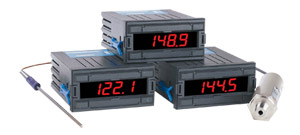 Economical Meters  for Temperature, Process or Electrical Measurement | DP18 Series