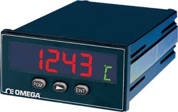 Temperature or Process Measurement Indicator | DP470 Series