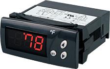 Medidor de Temperatura com Alarme ou Controle Liga/Desliga com Campainha Audível | Série DP7000