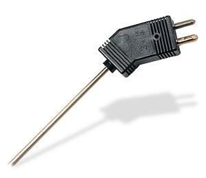 Sondas para Termopar de Baixo Ruído com Conectores de Alta Temperatura de Tamanho Padrão | HG(*)QIN and HG(*)QSS Series