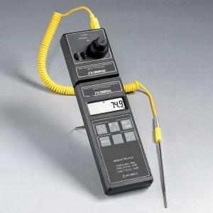 Calibrator Module, J, K, T  Thermocouple, Model HH20-CAL Plugs into Handeld Indicator | HH20CAL