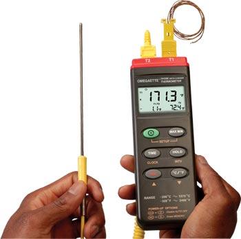 Termômetro Registrador de Dados OMEGAETTE | HH306A