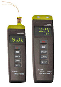 Thermometers Ideal for Education, Training and Demonstration Programs | HH308