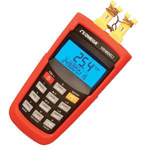Termômetro/Registrador de Dados Sem Fio de Alta Precisão | Série HH806