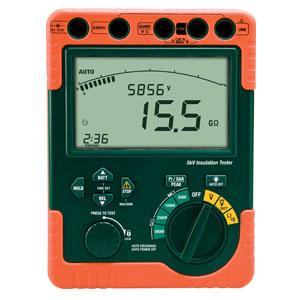 Digital High Voltage Insulation Tester | HHM-380395 Series