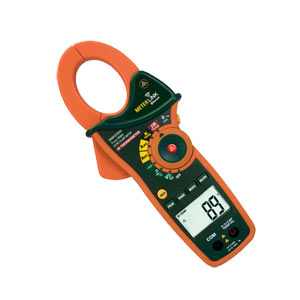 CAT IV 1000A Clamp Meter with Infrared Thermometer | HHM-EX845