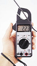 Digital Multimeter and Thermometer | HHM61
