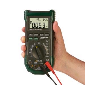 Multímetro Digital de Medição Automática 5 em 1 | HHM8229