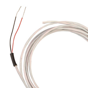 Hermetically Sealed Flexible Thermistor Sensors, PFA Jacketed | HSTH-44000 Series