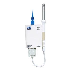 Registrador Gráfico Virtual para Temperatura e Umidade | Série iTHX-W3