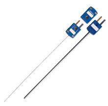 Termopares de Desconexão Rápida com Conectores em Miniatura | Série (*)MQSS