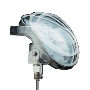 DialTemp™, Bi-Metal Stem Thermometers, 3