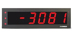 Extra Large Temperature Display Meter | LDP63100