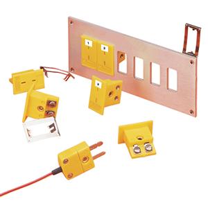Miniconectores Padrão de Nylon com Revestimento de  Vidro e Taxa de -29 a 180°C (-20 a 356°F) | Série MPJ