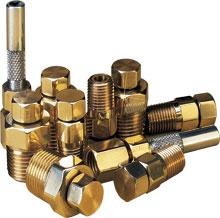 Temperature & Test Plugs, Adaptors and Bushings | OPN, RA, & RB Series