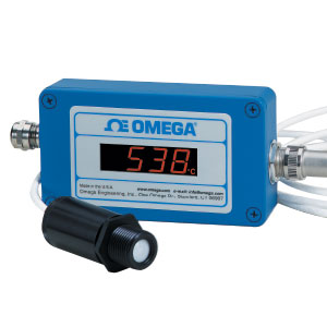 Miniature Low Cost IR Temperature Sensor | OS102 Series - See our New OS101E and OS102E