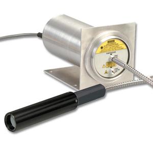 Transmissor Infravermelho Industrial Alta Velocidade com Fibra Ótica | Série OS4000