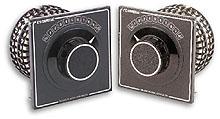 Chaves Seletoras Rotativas Folhadas em Ouro ou Prata | Série OSW