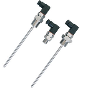 Sensores de Temperatura Pt-100 com Conectores Micro-DIN | Série PR-24