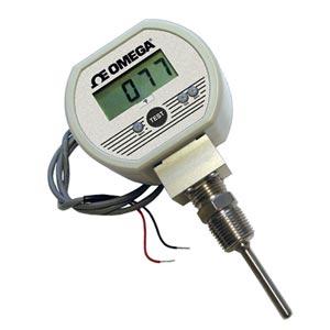 Transmissor de Temperatura Com Display e Sensor Pt-100 | Série PRTXD