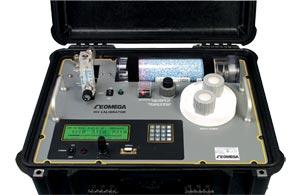 Calibrador Portátil para Umidade Relativa e Temperatura de Alta Precisão | RHCL-2