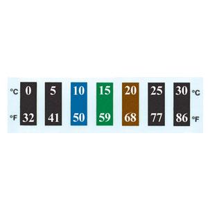 Etiquetas de Temperatura Reversíveis | RLC-50