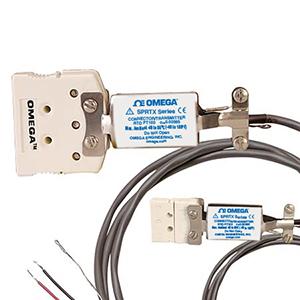 Conector-Transmissor Universal de Temperatura para Pt-100s e Termopares | Séries SPRTX