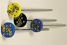 Terminal Block Thermocouples Probes | TB-(*) Series