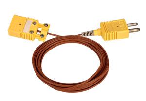 Cabos de Extensão com Conectores Moldados para Termopar | Séries TEC(*), REC(*) e GEC(*)