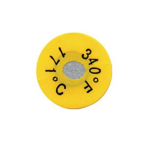Etiquetas para medir temperatura | Série TL-S