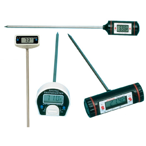 Pocket Thermometers | TPD30 Series and HH65