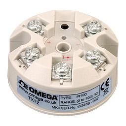 Transmissores de Temperatura para Pt-100 - Omega Engineering | TX12