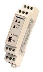 Transmissor de Temperatura Universal - Omega Engineering | Série TXDIN1600