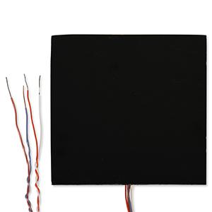 Sensor de fluxo de calor de área grande econômico | UHF-HFS-Series