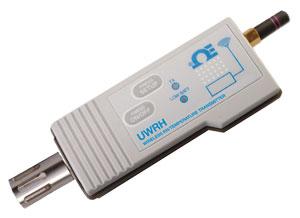 Transmissores de Umidade Relativa/Temperatura Sem Fio | UWRH-2