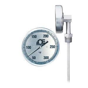 DialTempTM, Bi-Metal Stem Thermometers Models X-(*), XR-(*), V-(*), and VR-(*) , 3